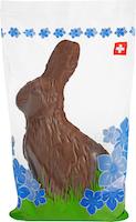 Coniglietto pasquale Cioccolato al latte Denner