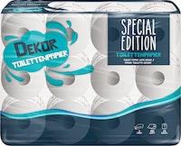 Toilettenpapier Dekor Fussball