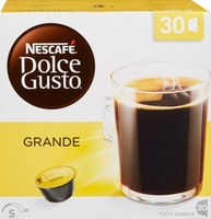 Capsules de café Grande Nescafé Dolce Gusto