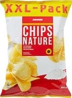 Paquet de chips XXL Denner