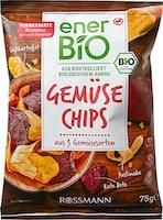 Chips de légumes enerBiO
