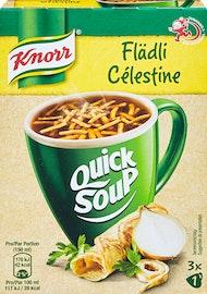 Quick Soup Celestina Knorr