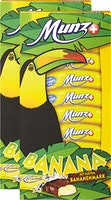 Bananes au chocolat Munz