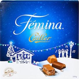 Pralinés Fémina Cailler