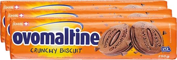 Crunchy Biscuit Ovomaltine Wander