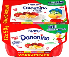 Danone Danonino Fruchtquark