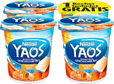 Yogurt Yaos Nestlé