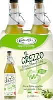 Olio di oliva italiano Extra Vergine bio Il Grezzo