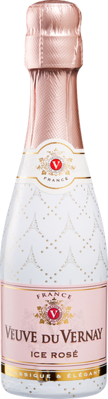 Veuve du Vernay Ice Rosé Vorderseite