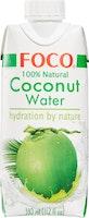 Foco reines Kokosnusswasser