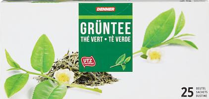 Tè verde Denner
