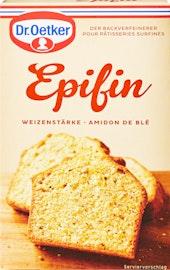 Dr. Oetker Epifin amido di frumento