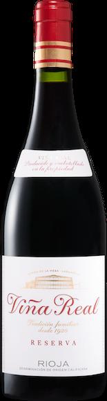 Viña Real Reserva DOCa Rioja Vorderseite