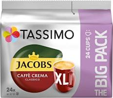 Tassimo Kaffeekapseln Jacobs Caffè Crema Classico XL