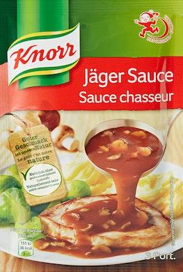 Knorr Sauce