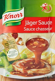 Knorr Sauce