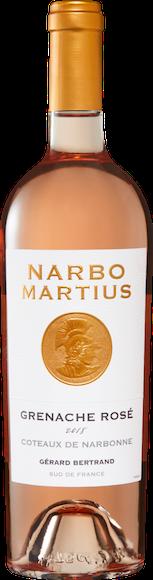 Narbo Martius Grenache Rosé Coteaux de Narbonne IGP Vorderseite