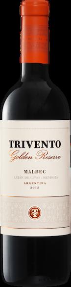 Trivento Golden Reserve Malbec Vorderseite