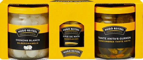 Hugo Reitzel Raclette-Kit