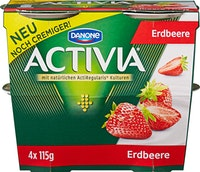 Yogurt Fragola Activia Danone