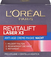 Cura del viso crema da notte anti age Revitalift Laser X3 L'Oréal