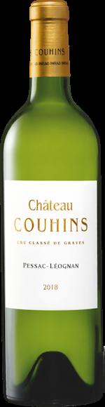 Château Couhins Blanc Pessac-Léognan AOC Vorderseite
