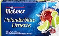 Thé Messmer Fleur de sureau & Citron vert