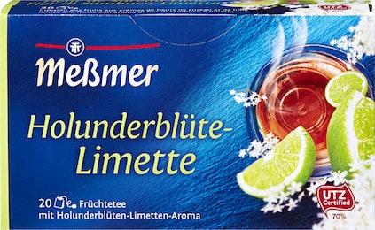 Messmer Tee Holunderblüte & Limette
