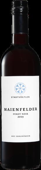 Maienfelder Pinot Noir AOC Graubünden  Vorderseite