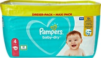 Pampers Baby-Dry Windeln