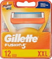 Lames de rechange Fusion 5 Gillette