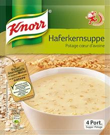 Minestra cuor d'avena Knorr