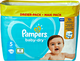 Pannolini Baby-Dry Pampers