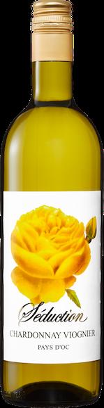 Séduction Chardonnay/Viognier Pays d'Oc IGP Vorderseite