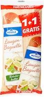 Baguette de Sils au beurre aux fines herbes Meggle