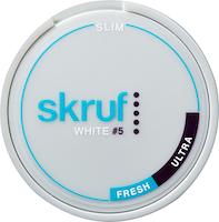 Skruf Fresh Ultra Strong Slim WP Snus