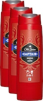 Gel douche Captain 2 en 1 Old Spice