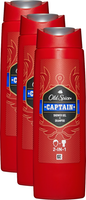 Gel douche Old Spice Captain 2in1