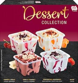 Gelato Dessert Collection
