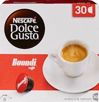 Capsule di caffè Buondi Nescafé Dolce Gusto
