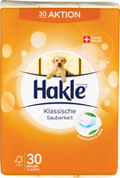 Hakle Toilettenpapier Klassische Sauberkeit