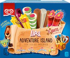 Lusso Max Adventure Island minis