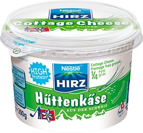 Cottage Cheese à la ciboulette Hirz