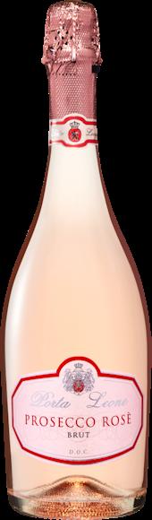 Porta Leone Prosecco Rosé DOC brut  Vorderseite