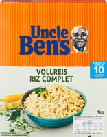 Riz complet Uncle Ben's