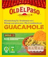 Old El Paso Guacamole Mix