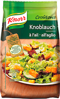 Croûtons Knorr all'aglio