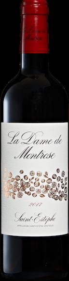 La Dame de Montrose 2ième vin de Château Montrose Saint-Estèphe AOC Vorderseite