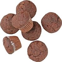 Alysse Mini Muffins Schokolade