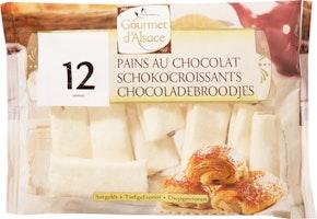 Pains au chocolat Gourmet d'Alsace
